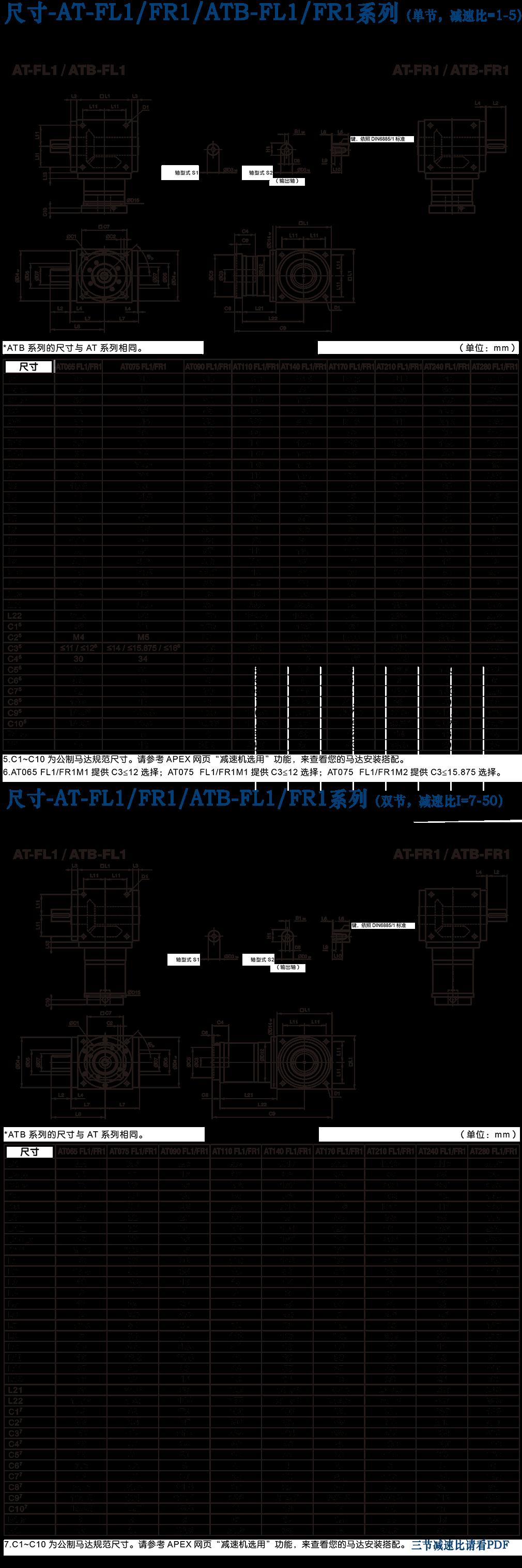 AT-FL1-FR1伺服行星减速机.png
