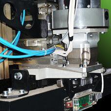 激光qie割机shangAPEXjian速机降低坐标tai成本